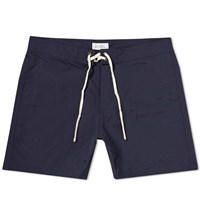 Saturdays Surf Nyc Colin Boardshort Blue