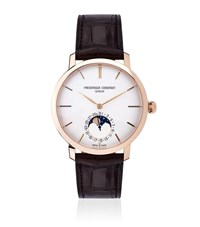 Frederique Constant Slim Line Moonphase Watch Unisex
