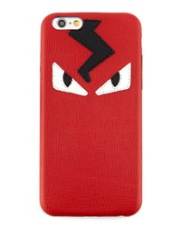 Fendi Monster Eyes Iphone 6 Cover Red