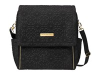 Petunia Pickle Bottom Embossed Boxy Backpack Bedford Avenue Stop Special Edition Backpack Bags Black