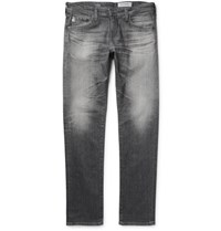 Ag Jeans Tellis Slim Fit Denim Gray
