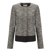 Collection By John Lewis Monroe Tweed Jacket Grey