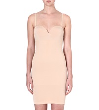 Wolford Opaque Natural Light Forming Dress Powder