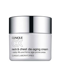 Cx Neck And Chest De Aging Cream Clinique