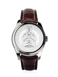 Armand Nicolet Hs2 Watch With Alligator Band