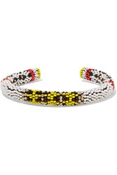 Isabel Marant Beaded Cuff Yellow