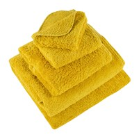 Abyss And Habidecor Super Pile Egyptian Cotton Towel 860 Yellow