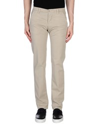 No Lab Casual Pants Light Grey