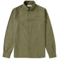 Ymc Brooklyn 66 Shirt Green