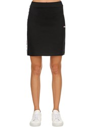 Fila Urban Maha Logo Side Band Skirt Black