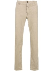 Closed Corduroy Trousers Nude And Neutrals