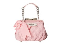My Flat In London Mini Madison Frame Bag Pink Handbags