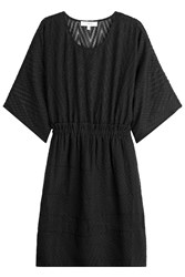 Iro Dress With Elasticated Waist Black