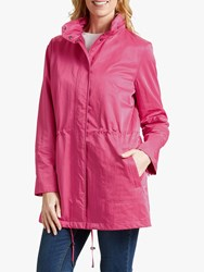 Four Seasons Basic Parka Raspberry Pink