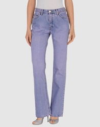 Rifle Denim Pants Garnet