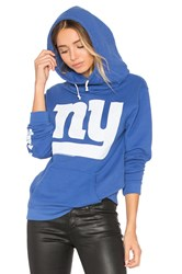 Junk Food New York Hoodie Blue
