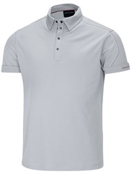 Galvin Green Men's Marco Ventil8 Polo Steel