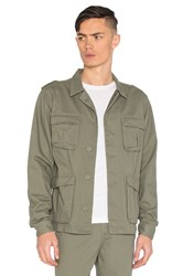 Native Youth Sharrow Jacket Olive