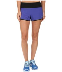 Asics Lite Show Shorts Royal Blue Women's Shorts