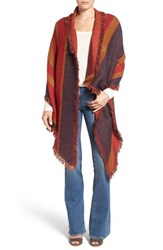 Collection Xiix Women's Retro Bias Knit Wrap