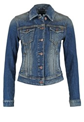 Ltb Dean X Denim Jacket Estila Wash Dark Blue