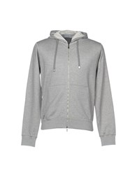 Capobianco Sweatshirts Light Grey
