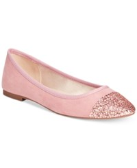 Styleandco. Style And Co. Tiffanie Flats Only At Macy's Women's Shoes Pink