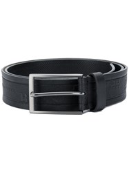 Hugo Boss Buckle Belt Black