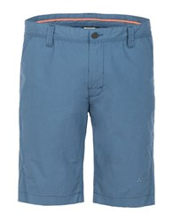 Jeep Cotton Chino Shorts Blue