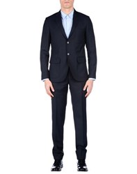 Mario Matteo Mm By Mariomatteo Suits And Jackets Suits Men Dark Blue