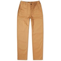 Maison Kitsune Worker Pant Yellow