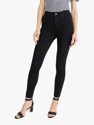 J.Crew High Rise Lookout Jeans Midnight Sky Wash Denim
