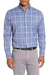 Peter Millar Men's 'Animal' Regular Fit Performance Sport Shirt