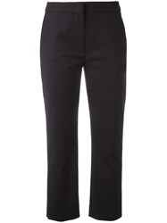 Sportmax Cigarette Pants Black