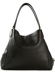 Coach 'Edie' Tote Bag Black