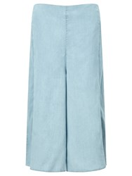 Waven Elissa Culottes Powder Blue
