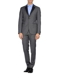 Moschino Suits And Jackets Suits Men Grey