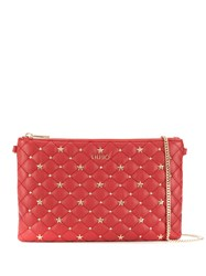 Liu Jo Tiberina Clutch Bag Red
