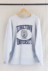 Urban Renewal Vintage Champion Georgetown Sweatshirt Assorted
