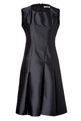 Jil Sander Wool Blend Paparazzi Dress In Stonet
