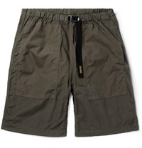 Orslow Cotton Shorts Army Green