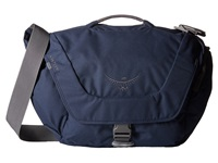 Osprey Flapjack Courier Twilight Blue Bags Multi
