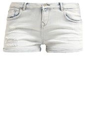 Ltb Judie Denim Shorts Evania Wash Bleached Denim