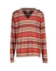 Denim And Supply Ralph Lauren Knitwear Jumpers Men Brick Red