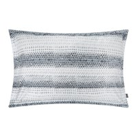 Gant Graphic Pen Pillowcase 50X75cm Sateen Blue
