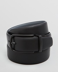 The Men's Store At Bloomingdale's Black Knight Reversible Leather Belt