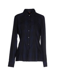 Dondup Shirts Shirts Women Dark Blue