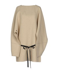 Celine Capes And Ponchos Sand