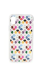 Kate Spade New York Foil Iphone Case Clear Multi