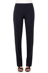 Women's Akris Punto 'Francoise' Stretch Gabardine Pants